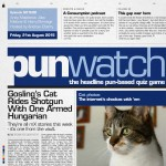 Punwatch S01E08 - Gosling's Cat Rides Shotgun With One Armed Hungarian