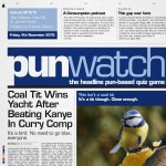 Punwatch S01E15 - Coal Tit Wins Yacht After Beating Kanye In Curry Contest