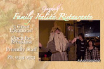 Gandalf's Italiano Restaurante